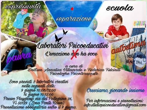 laboratori psicoeducativi