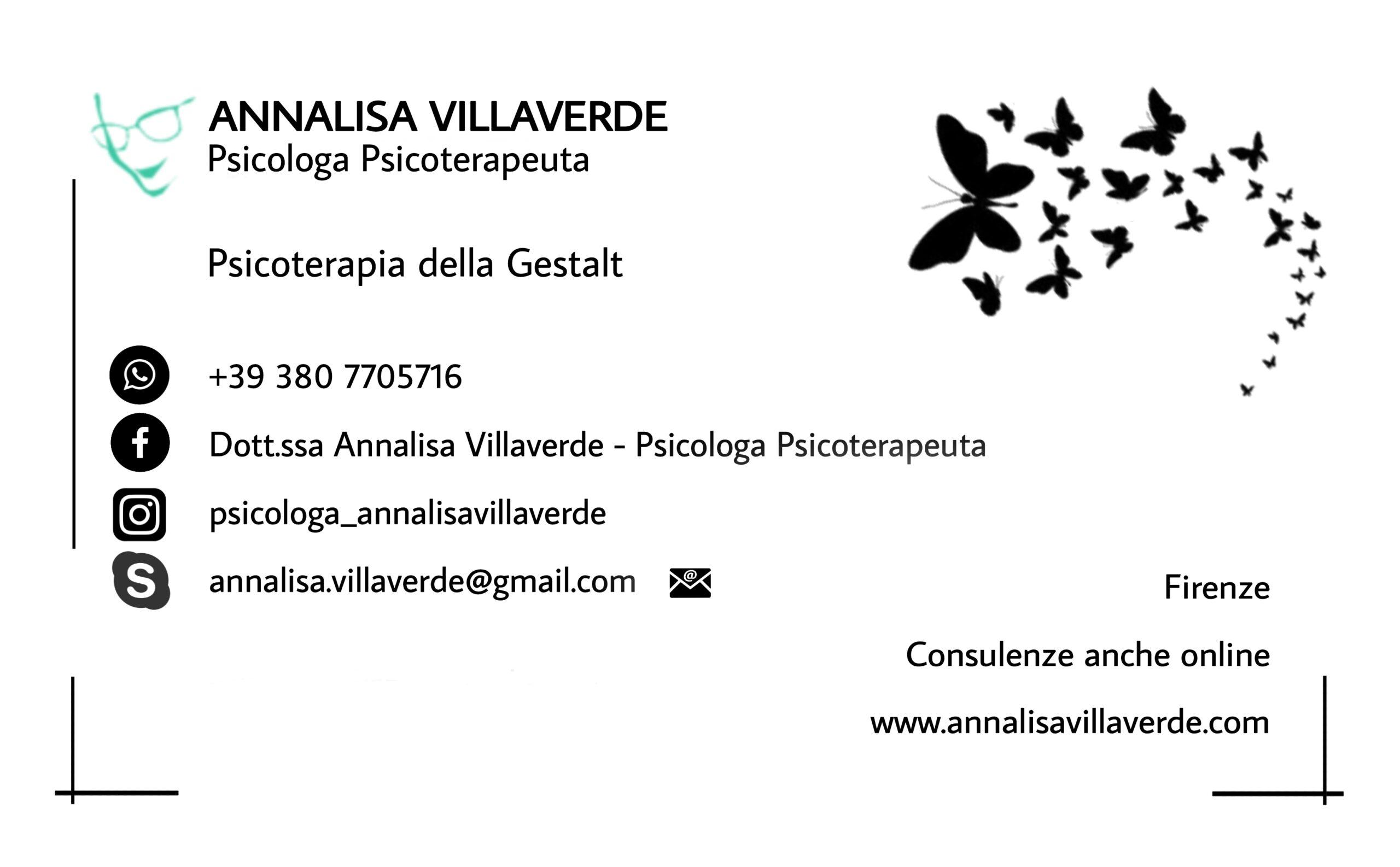 Psicoterapeuta Firenze